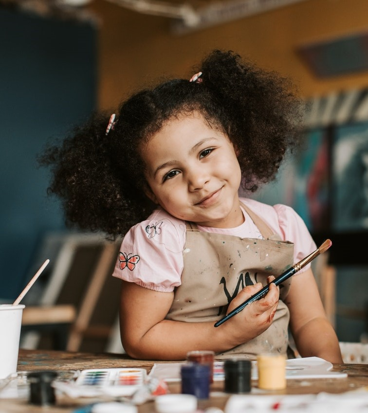 kinesthetic learner painting