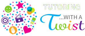Tutoring with a Twist Logo