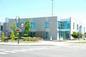 Vancouver Island Regional Library, Parksville Branch