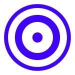purple target