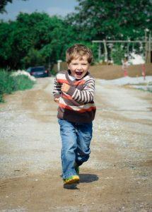 kid in comox valley
