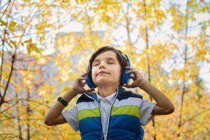 boy listening technique