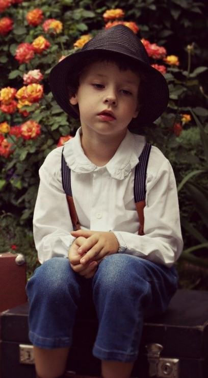dissatisfied-child