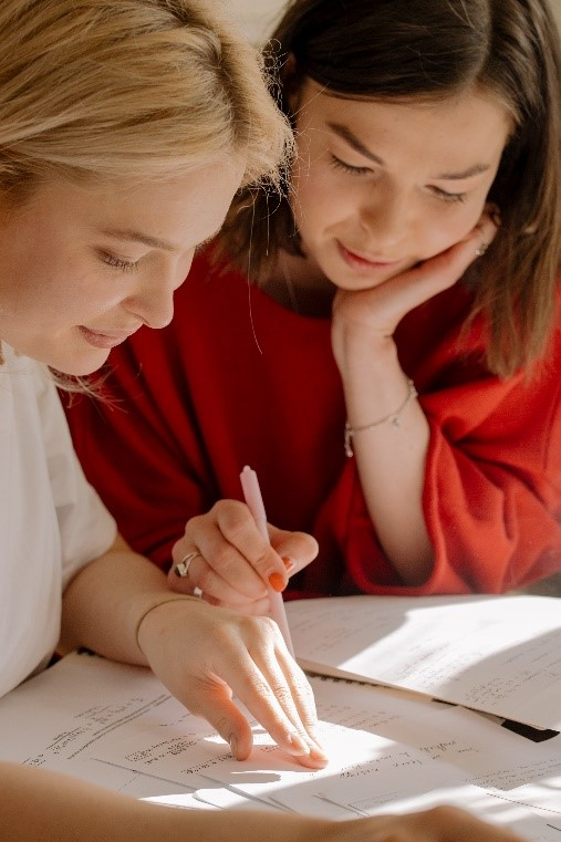 in-home tutoring studying