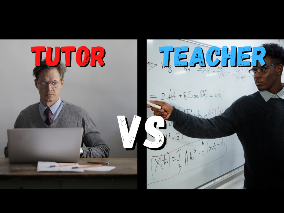 tutoring vs teaching