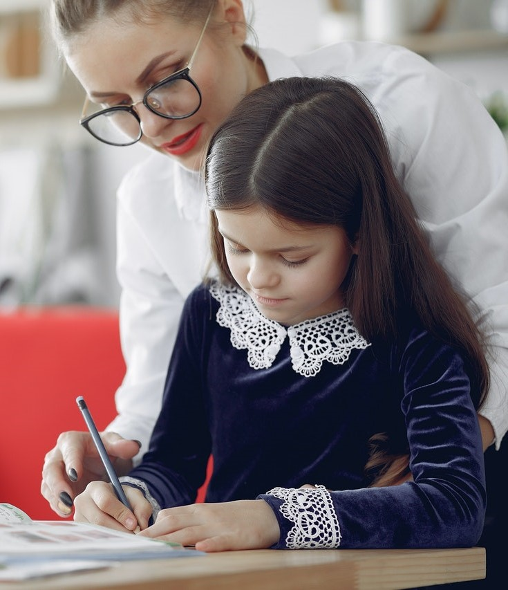 in-home tutoring support